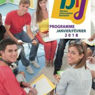 Découvrez le programme du Bureau Information Jeunesse