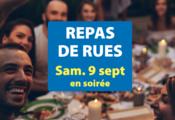 REPAS DE RUE