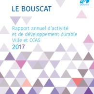 RAPPORT D'ACTIVITÉ ET DE DÉVELOPPEMENT DURABLE 2017