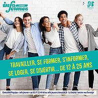 Info Jeunes Le Bouscat, un service pour les jeunes de 12 à 25 ans