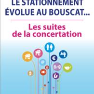 LE STATIONNEMENT EVOLUE AU BOUSCAT