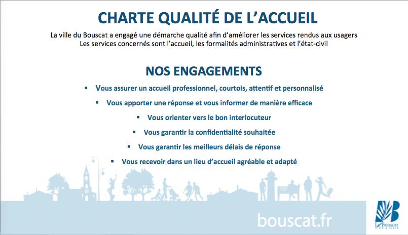 Super Démarche qualité - Mairie du Bouscat ZF66