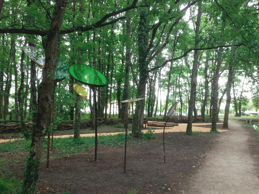 Bois du bouscat mairie du bouscat for Les espaces verts en ville